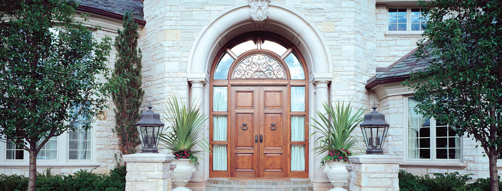 Craftsmen in Wood – Custom Wood Doors